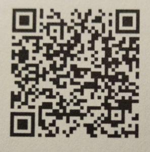 QR Code Abfall