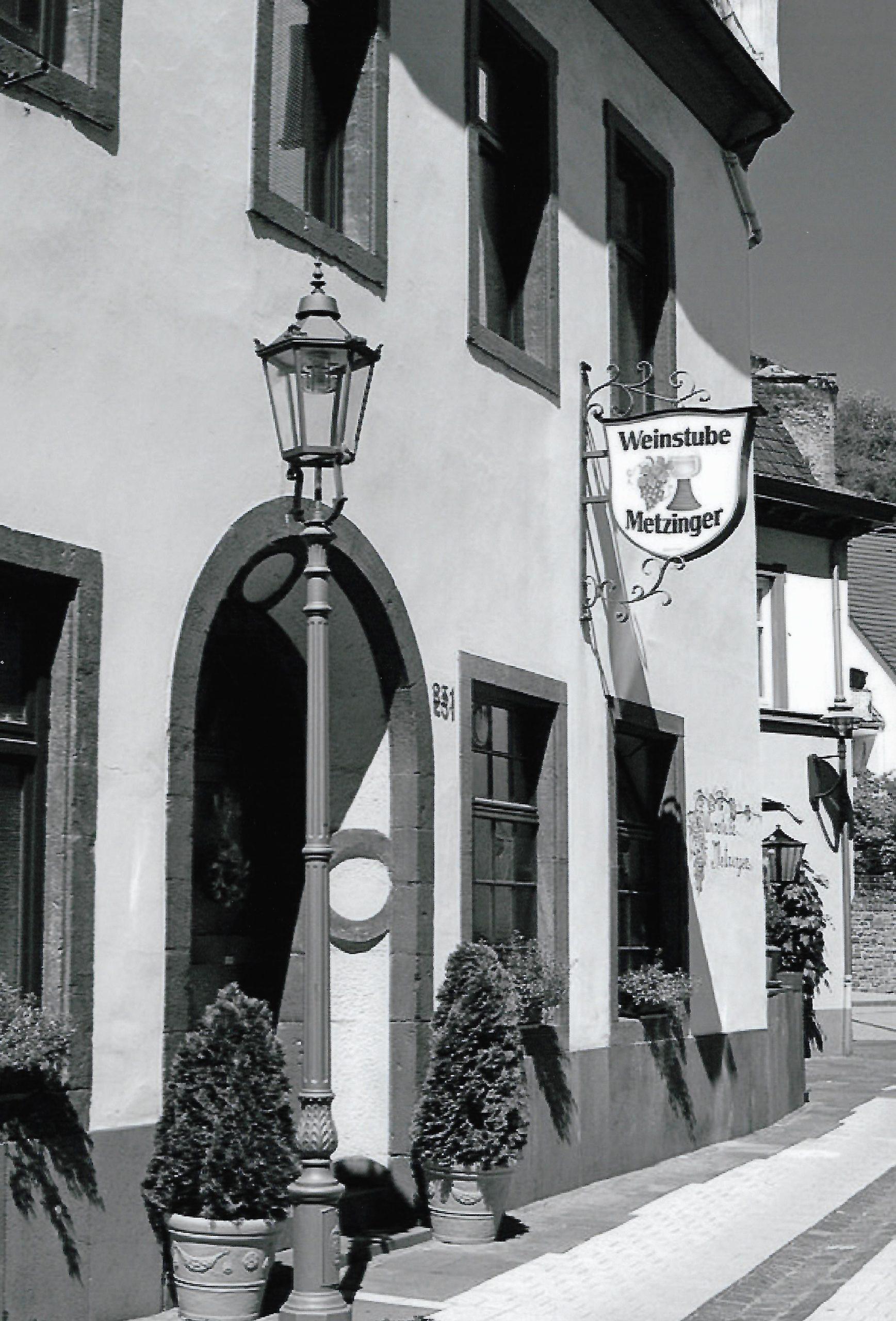 Weinhaus Metzinger